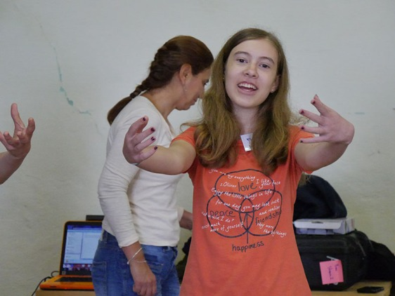 Sprachförderung durch FIlmbildung - mündliche Kommunikation
